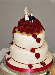 Wedding Cake 2 Tier